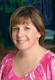 Author photo. Frances O'Roark Dowell