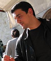 Author photo. Credit: Jean-noël Lafargue, 2003