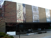 """Author photo. Carnegie Museum of Art, Pittsburgh, Pennsylvania, USA. Architect Edward Larrabee Barnes. By Piotrus - Own work, CC BY-SA 3.0, <a href=""""https://commons.wikimedia.org/w/index.php?curid=2078218"""" rel=""""nofollow"""" target=""""_top"""">https://commons.wikimedia.org/w/index.php?curid=2078218</a>"""