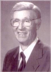 Author photo. Dr. (George) Albert Garner