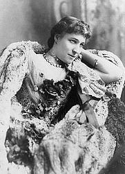 Author photo. Credit: Sarony, 1887 (LoC Prints and Photographs, LC-USZ62-92567)