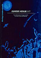 Quarber Merkur 117.: Franz Rottensteiners…