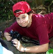 Author photo. Marieka Gryzenhout, Umtamvuna Nature Reserve, 7 May 2008