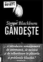 Gandeste by Simon Blackburn
