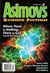 Asimov's Dec 2016 cover