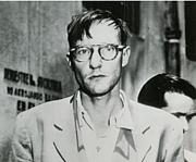 Author photo. William S Burroughs