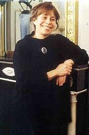 Author photo. Marit Törnqvist