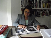 Author photo. Luciana Arbace