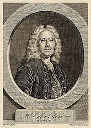 Author photo. G. Vander Gucht (fl. 1752)