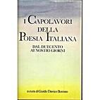 I capolavori della poesia italiana dal…