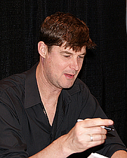 """Author photo. Doug TenNapel. Photo by flickr user """"5 of 7"""""""