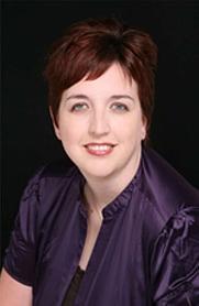 Author photo. Amy Ruttan