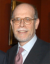 Author photo. Harold Holzer, Lincoln scholar and Co-Chairman of the Abraham Lincoln Bicentennial 2009 Commission