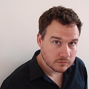 Author photo. Adam MacQueen