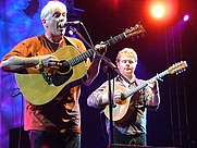 Author photo. Credit: Skip the Budgie (Flickr), 2005 Glastonbury Festival