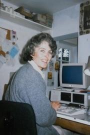 Author photo. Janet Coles