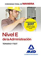 Nivel E de la Comunidad Foral de Navarra :…