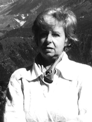 Author photo. Picture of Suzanne Martel, author, taken by a family member in the late '70s