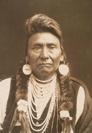 "Author photo. Photo by Edward S. Curtis, 1903<br>Courtesy of the <a href=""http://digitalgallery.nypl.org/nypldigital/id?433209"">NYPL Digital Gallery</a><br>(image use requires permission from the New York Public Library)"