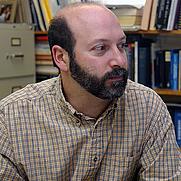 Author photo. David A. Weintraub [credit: Vanderbilt University]