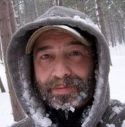 Author photo. Len McDougall