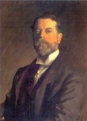 Author photo. Self-Portrait, 1907 (Wikipedia)
