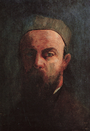 Author photo. Self-portrait, 1880, Musée d'Orsay