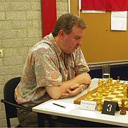 Author photo. John van der Wiel