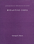Byzantine coins by George Eugene Bates