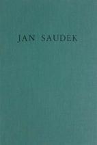 Jan Saudek : 35 Jahre Fotografie : Katalog…