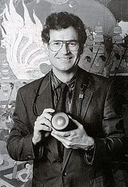 Author photo. Paul Chesley in 2002 [credit: Paul Chesley]