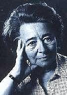 Author photo. Margarete Buber-Neumann
