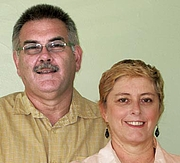 """Author photo. Geoff and Janet Benge. <a href=""""http://itsyourlifebethere.com/ascent2010/presenters.html"""" rel=""""nofollow"""" target=""""_top""""><i>Ascent</i></a>."""