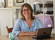 Author photo. Elizabeth Lesser -Photo ©Elizabeth Lesser