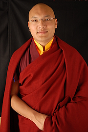 """Author photo. Karmapa at Gyuto Monastery By Tashiiiii - Own work, CC BY-SA 3.0, <a href=""""https://commons.wikimedia.org/w/index.php?curid=26467210"""" rel=""""nofollow"""" target=""""_top"""">https://commons.wikimedia.org/w/index.php?curid=26467210</a>"""