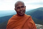 "Author photo. Bhante Henepola Gunaratana. Photo copied from the web site of the <a href=""http://www.bhavanasociety.org/main/teacher/bhante_henepola_gunaratana/"" rel=""nofollow"" target=""_top"">Bhavana Society</a>."