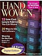 Handwoven Magazine Issue 146 by Interweave