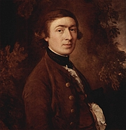 Author photo. Self-Portrait, c. 1759.
