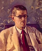 """Author photo. <a href=""""https://commons.wikimedia.org/wiki/File:Jamesjoyce_tuohy-ohne.jpg"""" rel=""""nofollow"""" target=""""_top"""">https://commons.wikimedia.org/wiki/File:Jamesjoyce_tuohy-ohne.jpg</a>"""