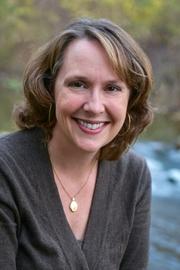 Author photo. Rebecca E. Hirsch