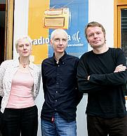 Author photo. Credit: Barbara Mürdter, 2005, Hanover, Germany