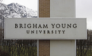 Author photo. Brigham Young University. Photo by flickr user DOliphant.