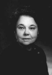Author photo. Irma Simonton Black in 1972