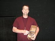 Author photo. Greg Walker