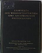 Handbuch der wissenschaftlichen und…