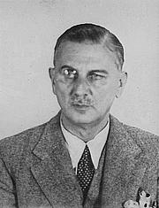 Author photo. Captain Sigismund Payne Best (1939?)