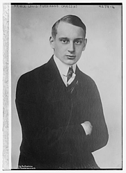 Author photo. Wikipedia, George Grantham Bain Collection