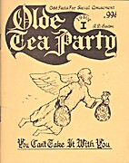 Olde Tea Party Issue I 📚 (SERIES: Olde…