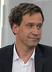"""Author photo. Volker Weidermann, Leipziger Bookfair 2014 By Lesekreis - Own work, CC0, <a href=""""https://commons.wikimedia.org/w/index.php?curid=31648460"""" rel=""""nofollow"""" target=""""_top"""">https://commons.wikimedia.org/w/index.php?curid=31648460</a>"""