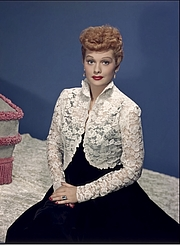 Author photo. Lucille Ball